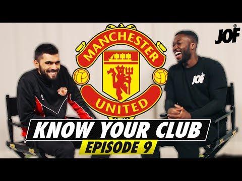 KNOW YOUR CLUB - FOOTBALL CHALLENGE #9 w/ ADAM MCKOLA (видео)