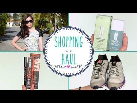 Spring/Fall Fashion and Beauty Haul