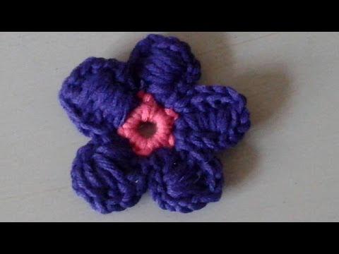 Blume häkeln – Butterblume – Anleitung