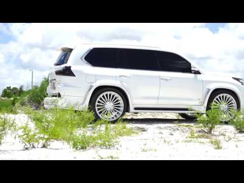 MC Customs | Lexus LX 570