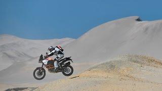 6. 2017 KTM 1290 Super Adventure R: Review in Peru