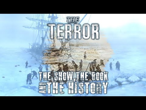 The Terror: The Show, the Book and the History. Episode 8 Terror Camp Clear