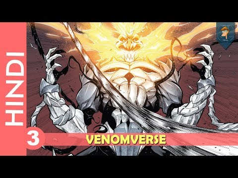 """venomverse""--episode 03!! Crazzy Carnage !!/marvel Comics In Hindi 