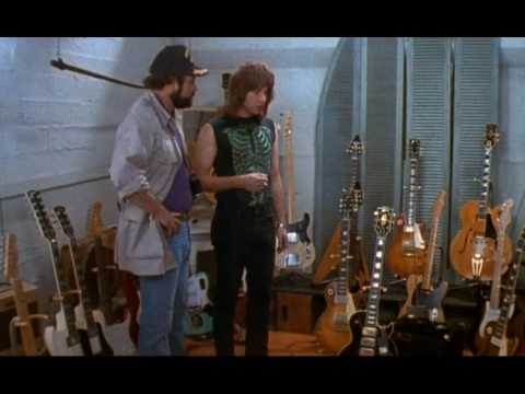 Amp. goes to 11 (This is Spinal Tap)