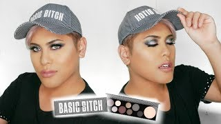 Finally did an insta baddie look! I mean I have done makeup looks like this before but never with a hat like this. I recently got this...
