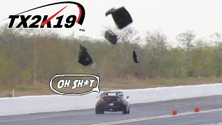 "Honda Supra"" BLOWS roof into PIECES! 