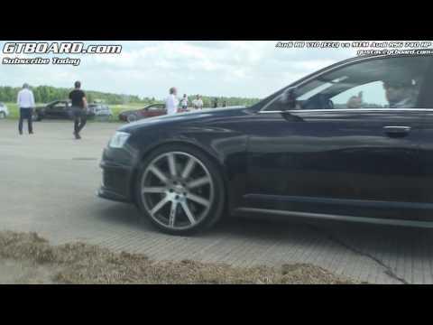 Audi R8 V10, Audi RS6