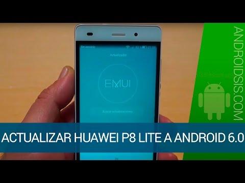 Cómo Actualizar Huawei P8 Lite a Android 6.0 Marshmallow_Hálózati eszköz videók rendszergazdáknak. Heti legjobbak