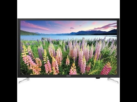Samsung UN32J5205 32-Inch 1080p Smart LED TV (2015 Model) Review