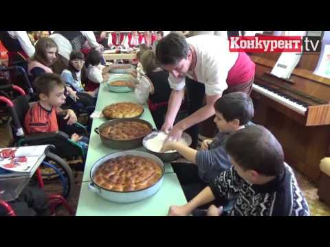 Разказаха на деца приказката за хляба