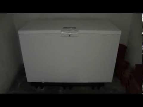Presentazione nuovo congelatore a pozzetto Whirlpool