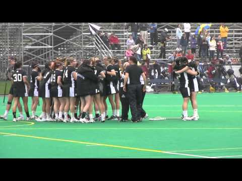 Bowdoin Women's Lacrosse Advances to Final Four