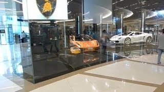 SIAM PARAGON Shopping Mall Bangkok Toys For Boys Floor Thailand HD