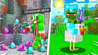 23 RAREST Things That Are UNLIKELY To Happen To You in Minecraft!