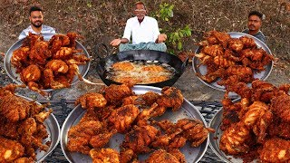 WHOLE KFC CHICKEN   KFC FULL CHICKEN RECIPE   GRANDPA KITCHEN