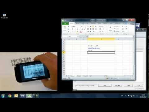 Video of GetBlue Data Acquisition Tool