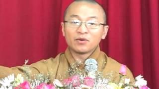 Hành trì và cõi âm - Thích Nhật Từ - 16/04/2007