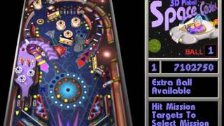 3D Pinball Space Cadet - High Score