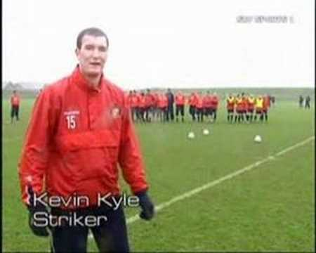 Entrenamientos del Sunderland AFC