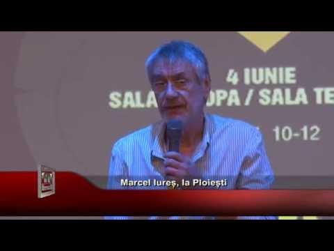 Marcel Iures, la Ploiesti