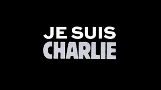 Je Suis Charlie - My Tribute To Charlie Hebdo Victims