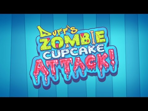 Video of Zombie Cupcake Attack