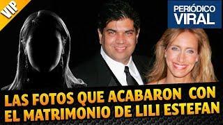 Unas fotos comprometedoras podrían ser la causa de la separación de Lili Estefan