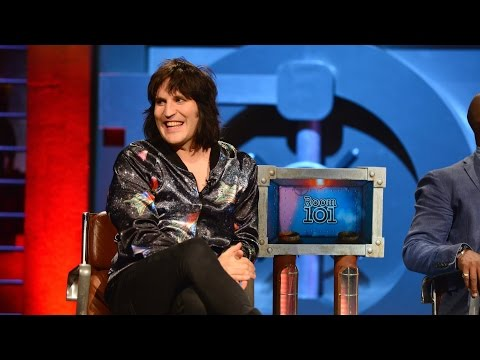 Noel Fielding once trapped a giant spider - Room 101: Series 5 Episode 2 Preview - BBC One