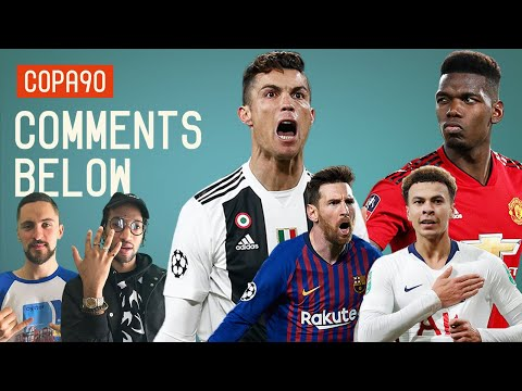 Are Spurs Screwed After Tasty Champions League Draw?! | Poet & Vuj React in Comments Below