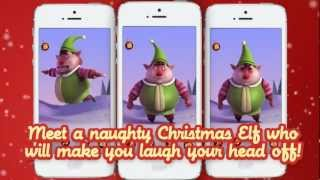 Talking Arnold the Elf Pro YouTube video