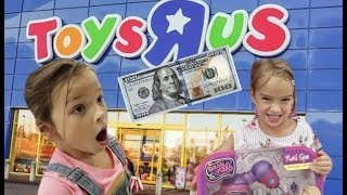 Video Toddlers SPEND $100 without PARENTS at TOYS R US! MP3, 3GP, MP4, WEBM, AVI, FLV Juni 2018