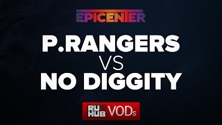 PR vs DiG, game 1