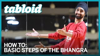 Video Learn how to do bhangra MP3, 3GP, MP4, WEBM, AVI, FLV Januari 2019