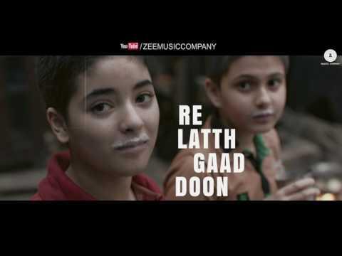 Dangal   Title Track  Lyrical Video  Dangal  Aamir Khan  Pritam  Amitabh B  Daler Mehndi   Copy