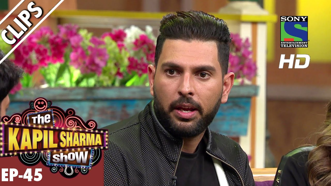 Astonishing cricketer Yuvraj Singh – The Kapil Sharma Show – Ep.45 -24th September 2016