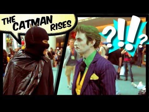 The Catman Rises by Wong Fu Productions