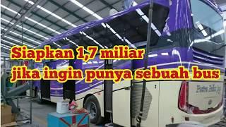 Video Harga bus jetbus 3 shd buatan karoseri adiputro (siapkan uang segini kalau mau punya bus) MP3, 3GP, MP4, WEBM, AVI, FLV Agustus 2018