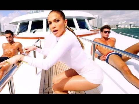 "Jennifer Lopez ""I Luh Ya Papi"" SASSY Music Video!"
