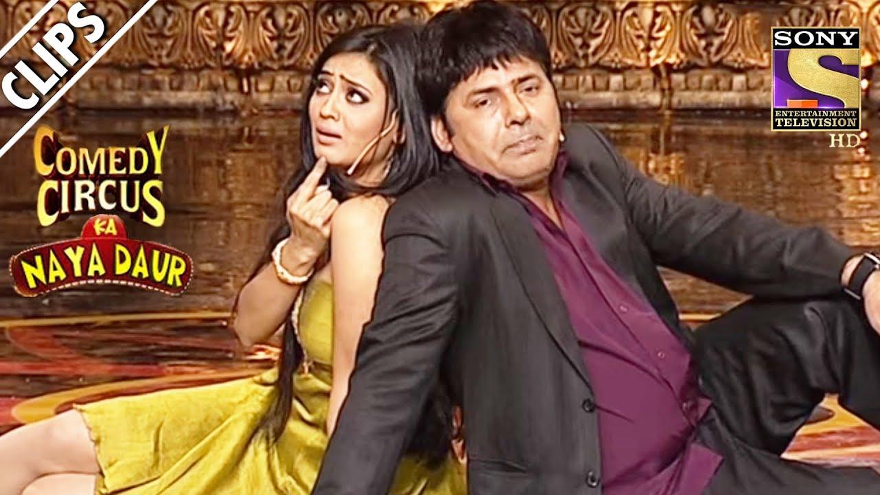Shweta Is Sudesh's Fan   Comedy Circus Ka Naya Daur