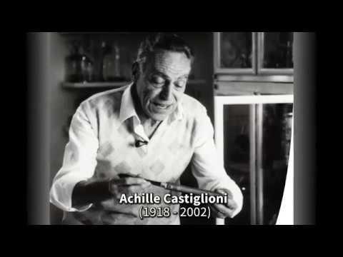 IL FUTURO HA UN CUORE ANTICO. Achille Castiglioni, il papà del design