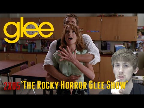 Glee Season 2 Episode 5 - 'The Rocky Horror Glee Show' Reaction