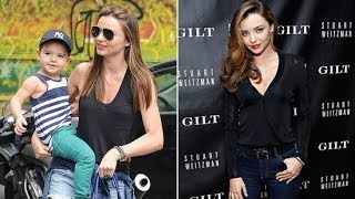 Miranda Kerr Reveals Her Son's Super Halloween Costume | POPSUGAR News