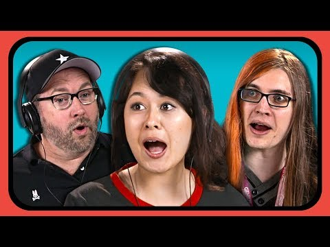 Reddit wtf - YOUTUBERS REACT TO WTF DID I JUST WATCH COMPILATION #5