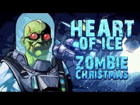 HEART OF ICE – ZOMBIE CHRISTMAS  ★ Call of Duty Zombies Mod (Zombie Games)