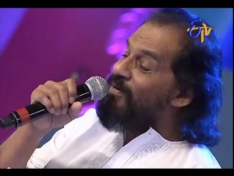 KJ Yesudas - Song : Muddabanthi Navvulo Movie : Alludugaaru Singer in Swarabhishekam : K.J Yesudas Watch Full Episode : http://bit.ly/1uMAxLm.