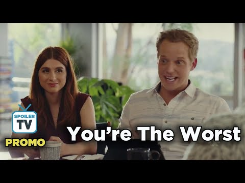 You're The Worst Season 5 Trailer