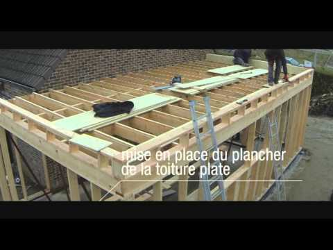 comment construire extension maison