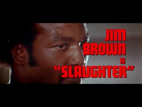 Slaughter (1972) - HD Trailer [1080p]