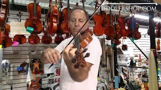 Zhengjie Zhao Violin Review