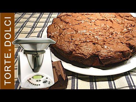 torta al cioccolato con ingrediente misterioso per renderla più buona